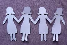papier pop10 families / papieren familles