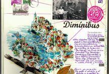 Dimínibus / Aldea cordial.