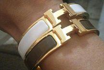 rings & brasele