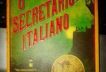 O Secretário Italiano - Uma Aventura de Sherlock Holmes / O Secretário Italiano - Uma Aventura de Sherlock Holmes. Caleb Carr - No Sebo do Lanati só R$24.90