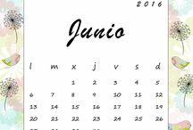 lara Calendario 2016