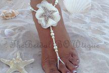 Sandales étoile de mer