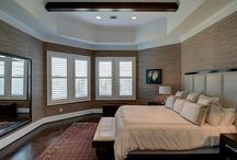 Master Suites / Where the work day ends and the night begins...