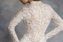 Vintage Wedding Dresses / Sometimes a femme wants a dress that's a little old school.