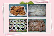 Raccolte ricette dolci