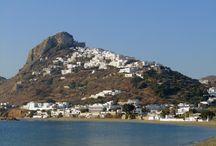 Σκυροs greek island