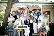 Family photo ideas / by Chanel Fouts