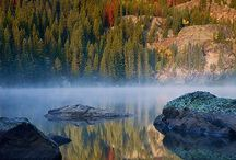 ▲ American Lakes [Natural Wonders in North America] / Most beautiful lakes in the continent... / by ▲ Mountain World