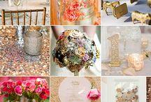 wedding decorations / Pretty wedding decorations