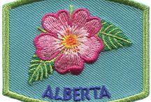 Provincial Flower Set