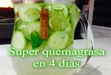 Food and drink / quemagrasa