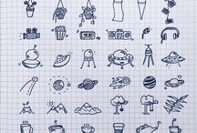 Doodle Ideas / Sketch notes, Edu-sketches and doodles ...