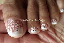 Uñas para bodas -Wedding nails / Las mejores uñas para el día de tu boda - The best nails for wedding