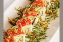Sushi / by Laura Inukai