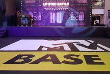 MTV Base / Lighting, Sound & Audio Visual