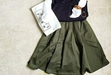 ファッションコーデ