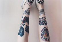 Feet Tattoos
