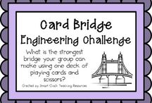 Engineering Challenges / by Laura Sublett