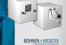 Soluções / Aqui você encontra soluções para calibração e testes em alta tensão da MTE, Heafely, Tettex, Hypotronics, Fluke, EA. Visite nosso site www.bohnen.com.br