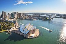 Australia on my mind! / Sydney - Brisbane - Wollongong