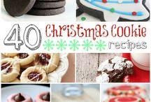 Weihnachtsplätzchen / Kekse