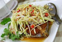 Thai food / Recipes and inspiration