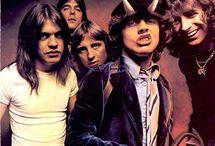 groupe ac/dc / groupe rock trop bon :)