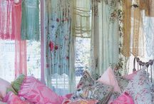 BOHEMIAN  INTERIORS and colours / by ElsaDeeDee .