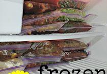 Freezer meals / by Summer Johnson O'Neill