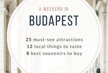 Budapest weekend ideas