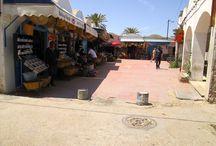 Stanito in Tunisia