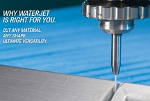 All about Waterjet / Waterjet technology resources including world leading manufacturers, related equipment suppliers, the leading Waterjet applicants.