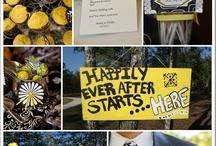 Yellow Damask Wedding / by Melanie Govender