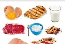 Muscle Food / High protein muscle foods and recipes to keep your nutrition on track throughout your fitness goals.