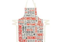 Christmas Inspiration from Urban Cuckoo / Unusual decorations for your Christmas tree, santa sacks and Christmas kitchen and home accessories.