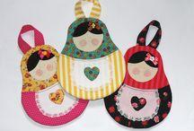 Sewing - Soft Ornaments