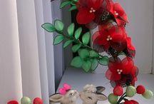 handycraft bunga