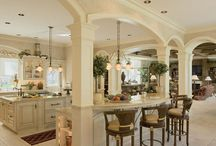 ~BEAUTIFUL KITCHENS & IDEAS~ / Because I love to cook, a beautiful kitchen is a dream come true / by JoAnn Lopez