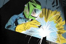 Welding and Metal work