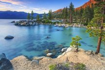 Nevada Bucket List (USA) / Best things to see and do in the state of Nevada, USA, dream destinations, transportation, attractions, excursions, places to see, national parks, hikes. Travel bucket list collection. Best places for backpackers.