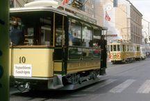 Trams/Streetcars / All kinds of trams and street cars