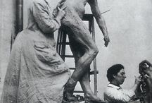 Camille Claudel, another muse  / by Ali PinPin