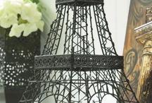 Parisian Style Elements / by Kathleen Bunce