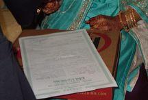 Nikah Certificate / Nikah Certificate