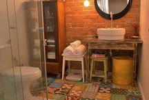Banheiro dos cagões