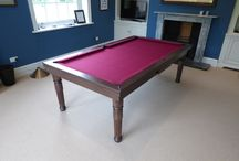 Our Colour 12 - Luxury Pool Tables / www.Luxury-Pool-Tables.co.uk