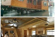 Wooden lodges / Always looking for unusual lodges and retreats