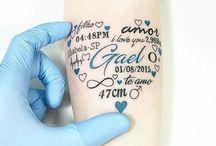 Tatuagem mae