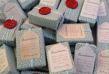 Jabones/soaps @lapompaquerie / Hand made soap with lovely packaging. Special events, weddings, and totally customized.