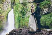 Destination Wedding: Waterfalls / by Bianca Weddings & Events